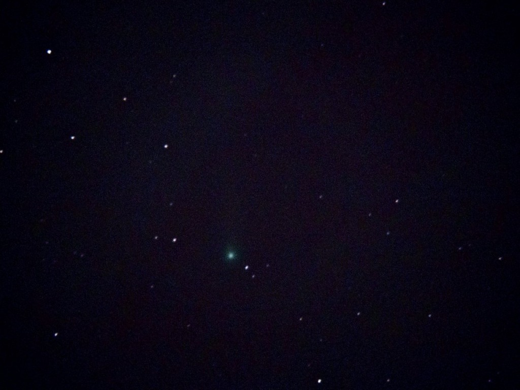 Comet ISON from Shalimar, Florida