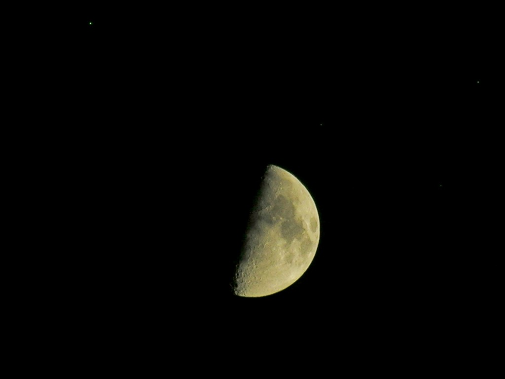 moon mars conjunction what time - photo #2