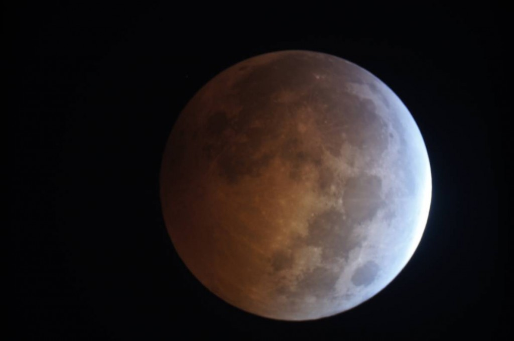 Lunar eclipse 08 Oct 2014 3x3